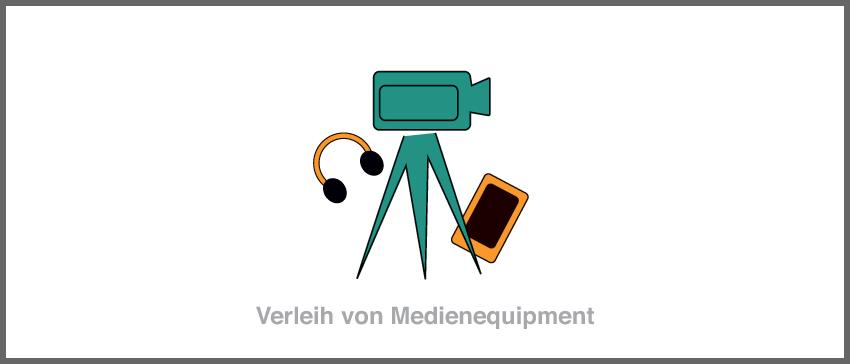 OERinForm Verleih von Medienequipment für OER an Hochschulen
